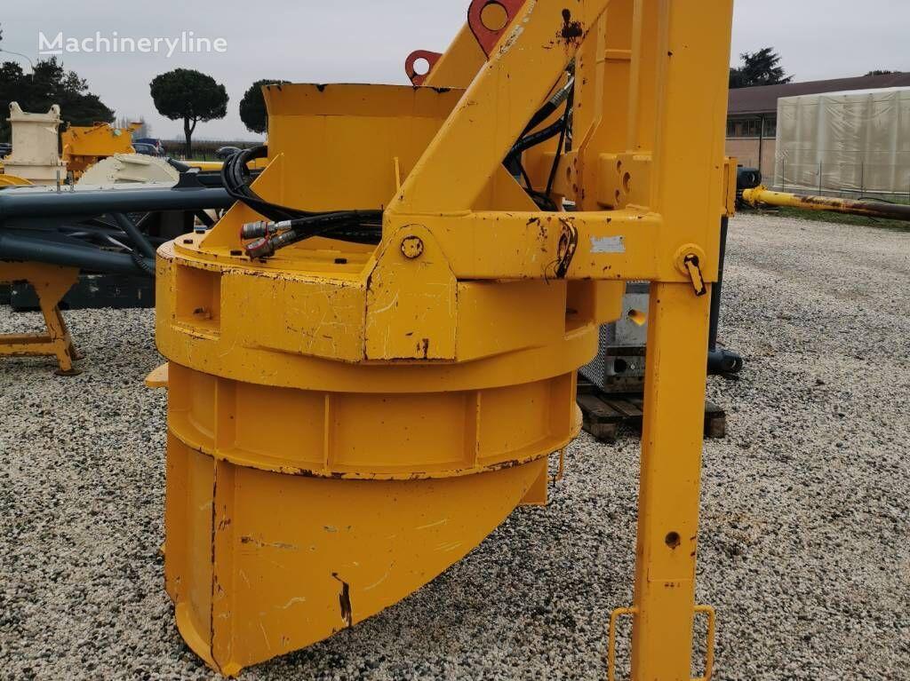 BAUER Auger Cleaner / Schneckenputzer auger drill for drilling rig
