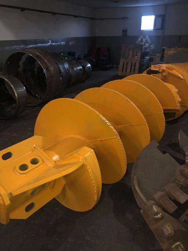 Fore Kazık AUGER auger drill for drilling rig