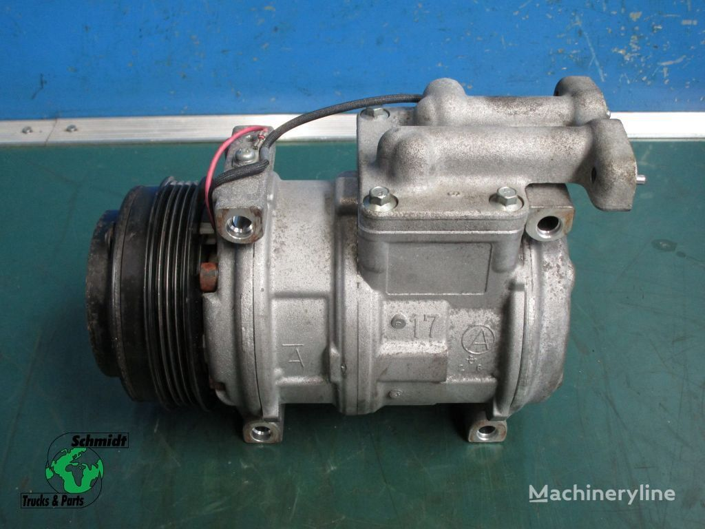 automobile air conditioning for IVECO 17 C 447200 5751 excavator