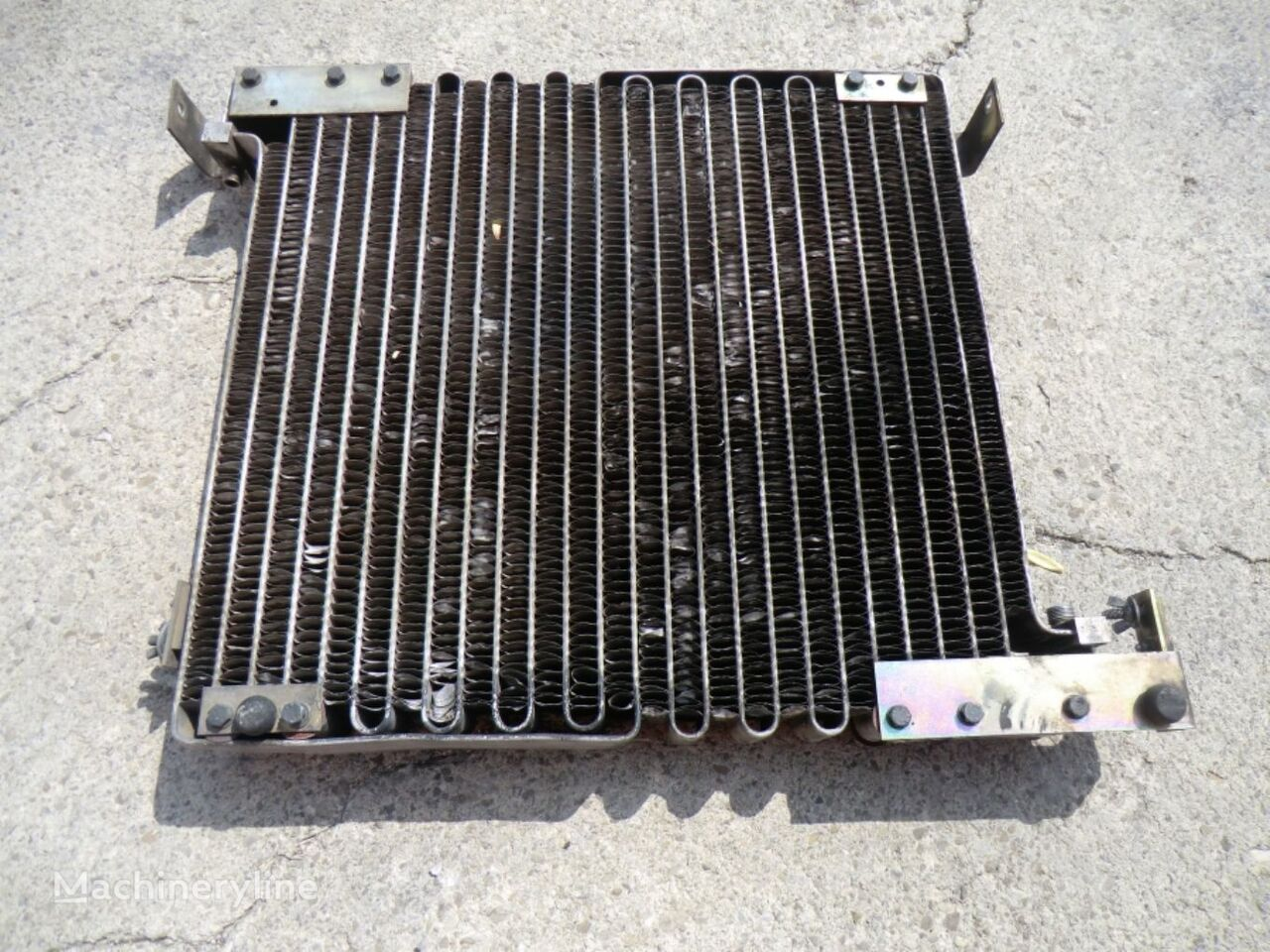 AIR CONDITIONING CONDENSER automobile air conditioning for VOLVO L120C 11757 wheel loader