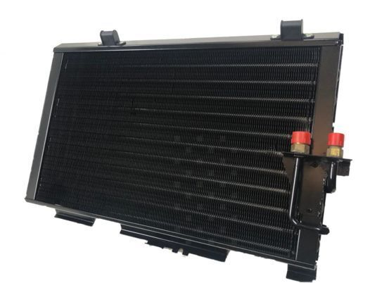 new Condenseur air conditionné automobile air conditioning for MASSEY FERGUSON 5400 6400  tractor