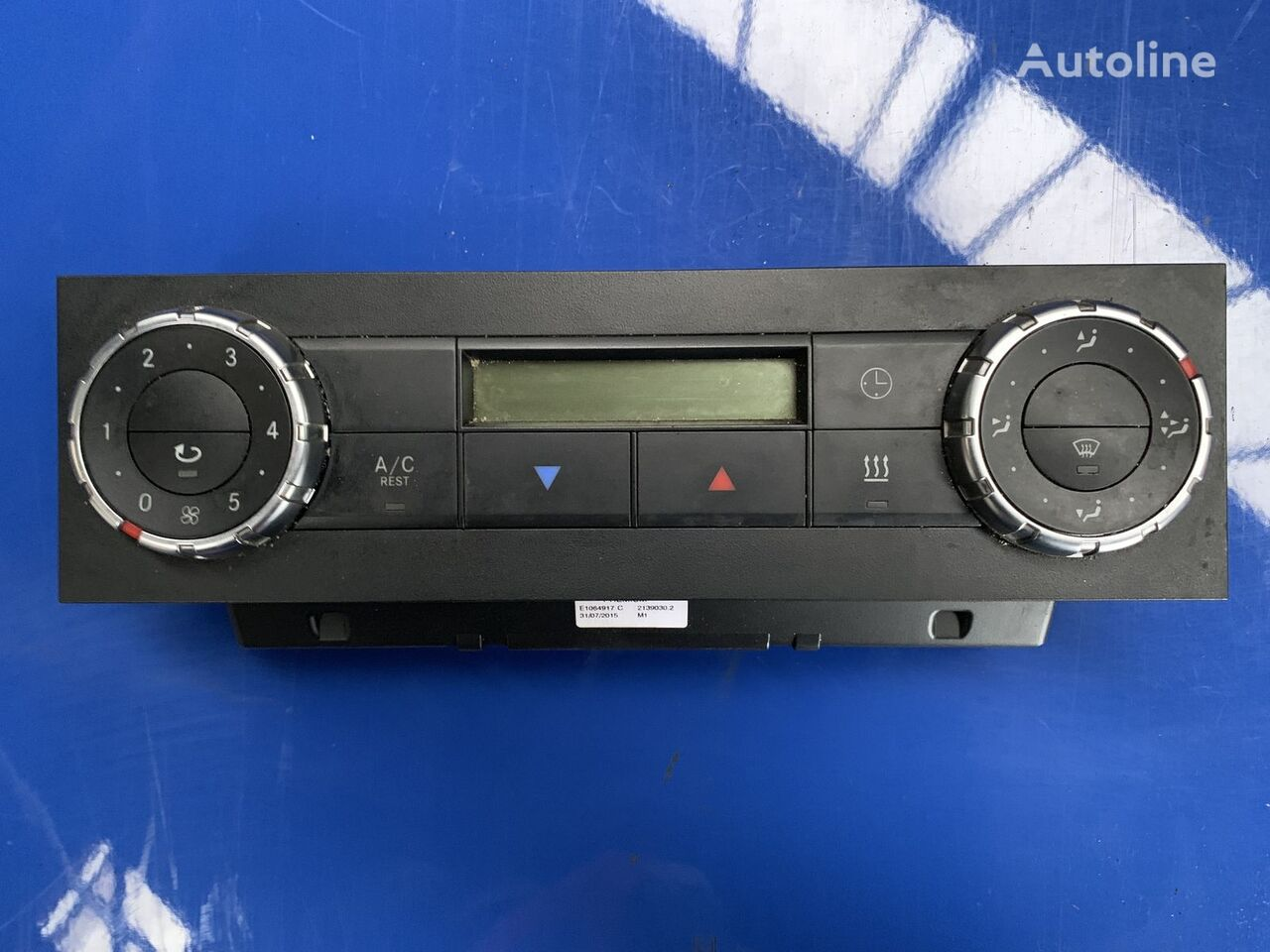 MERCEDES-BENZ automobile air conditioning for ACTROS MP4 Euro 6  tractor unit