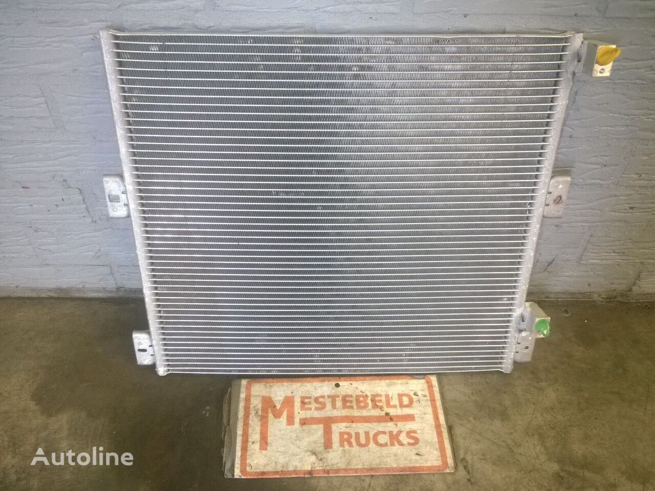 RENAULT Aircoradiateur automobile air conditioning for RENAULT Midlum truck