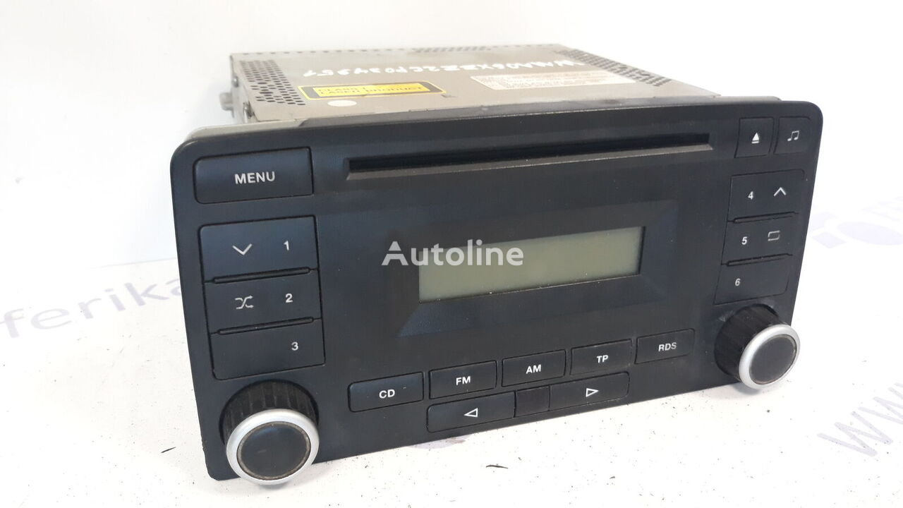 MAN radio autoradio for MAN TGX tractor unit