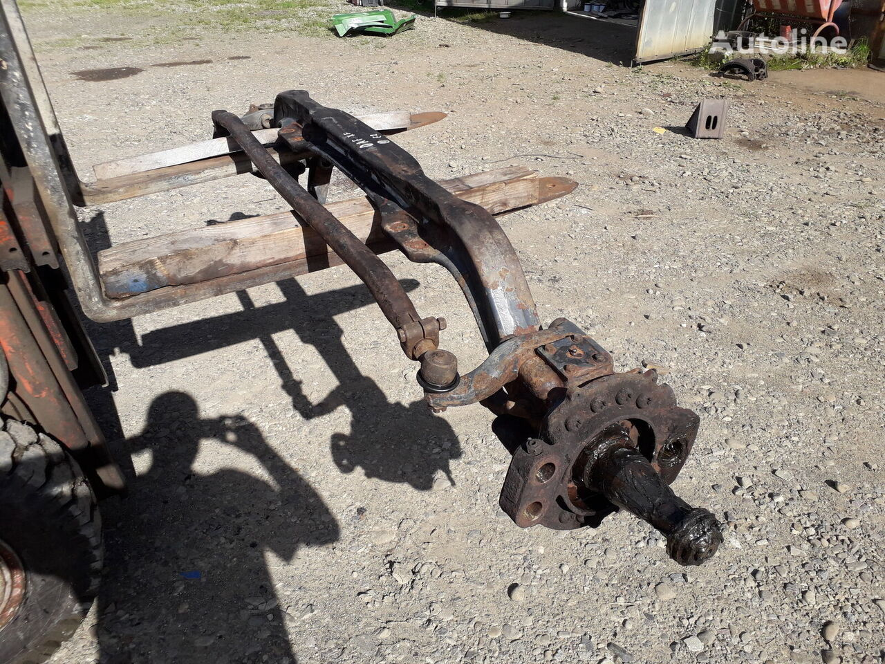 axle for DAF 95 XF EURO 2 truck