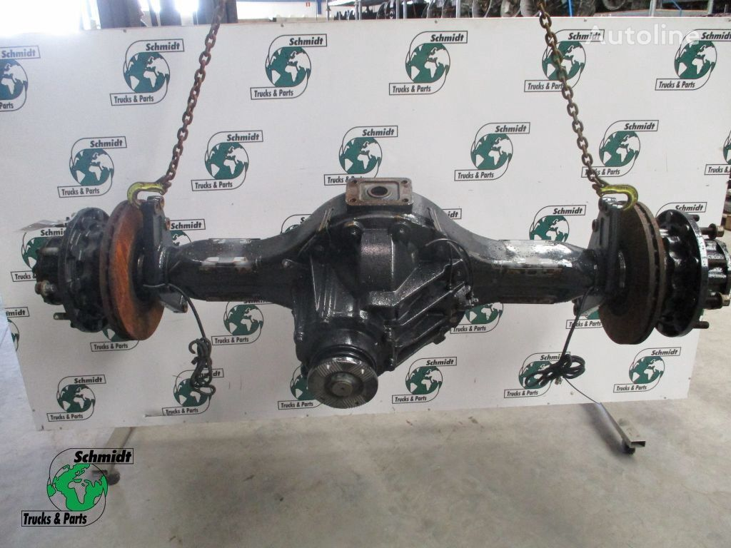 axle for MAN truck