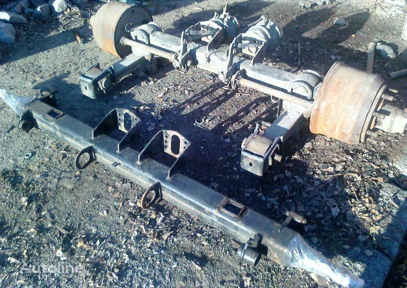 BPW-ECO na polupricep,Cherkassy axle for semi-trailer