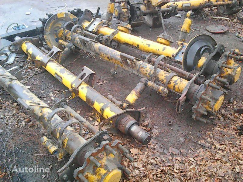 axle for semi-trailer