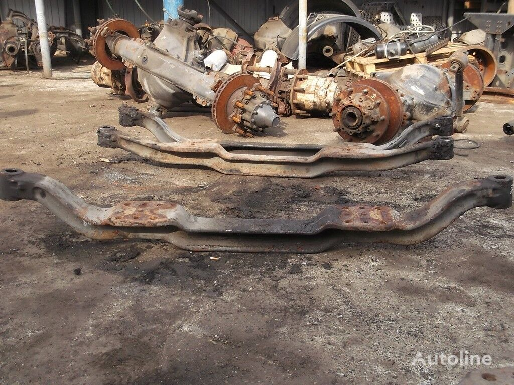 axle for truck