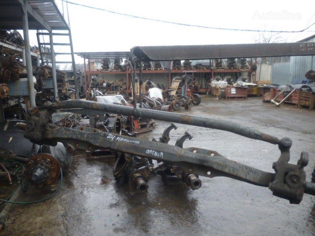 Balka perednyaya poperechnaya Merecedes axle for truck