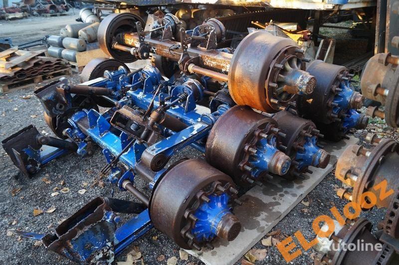 axle for OŚ OSIE BPW ECO 22.5 truck