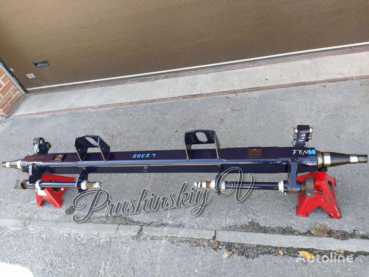 BPW ECO Plus axle for trailer