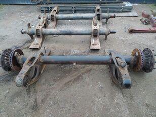 SAF axle for KRONE semi-trailer