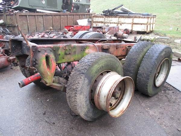 axle for SCANIA truck