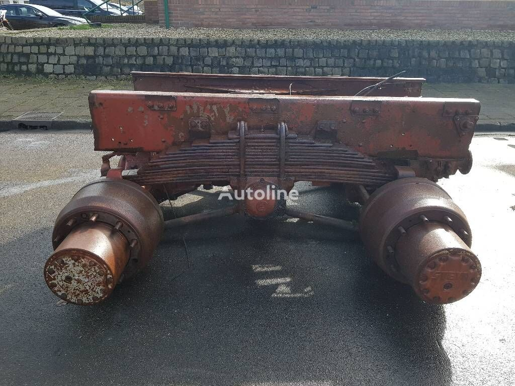 STEYR Boogie axle for truck