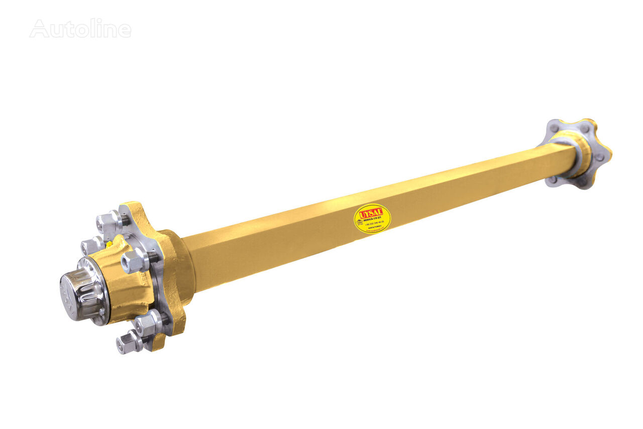 new UYSAL HIDROLIK UYS-116500 axle for trailer