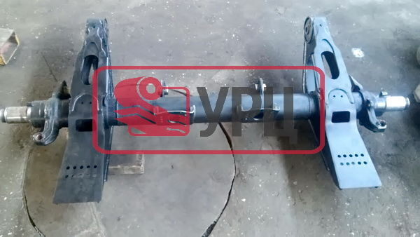 , osi, mosty, balki SAF, BPW, ROR axle for pricepa semi-trailer