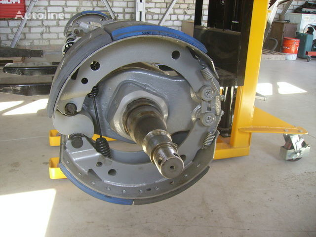 BPW axle for trailer