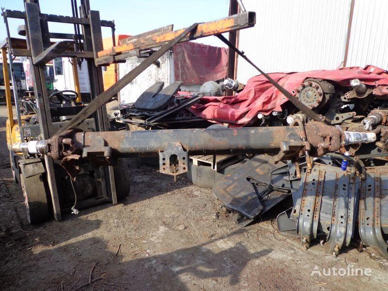 BPW axle for SCHMITZ semi-trailer
