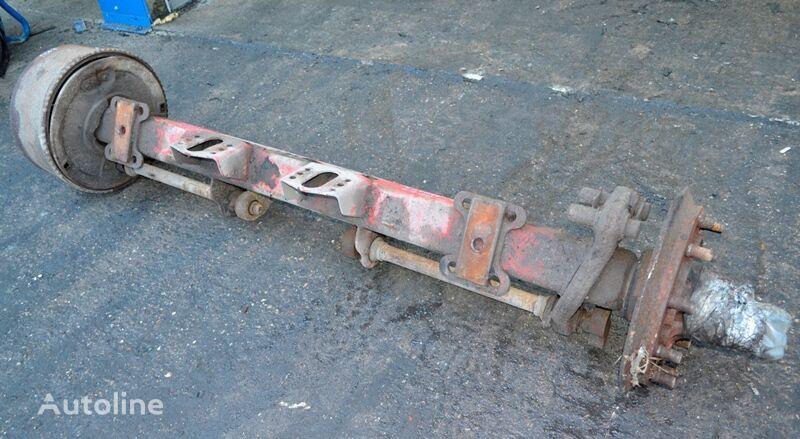 BPW 0 (01.60-) axle for BENALU GENERIC trailer
