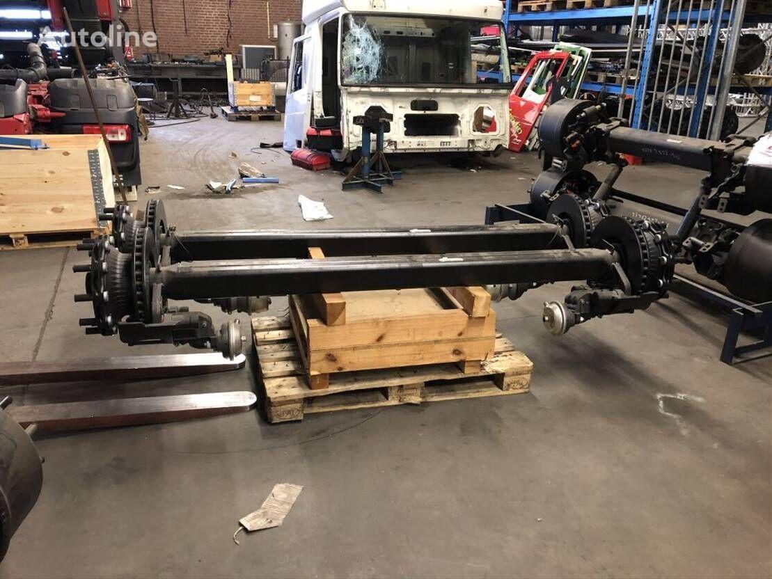 BPW ECO Plus SKHSF 9010-15 2 axle for semi-trailer