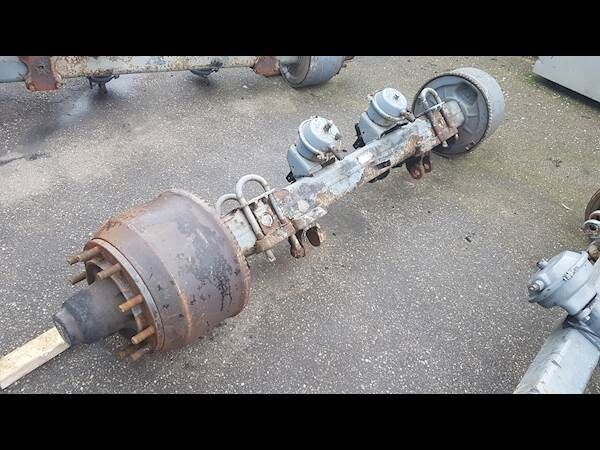 BPW HZF 12010 ECO axle for truck