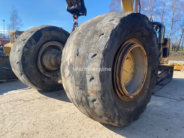CATERPILLAR 1V-5943 axle for CATERPILLAR 992 C wheel loader
