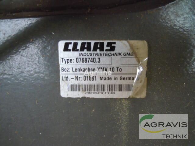 CLAAS ACHSE axle for tractor