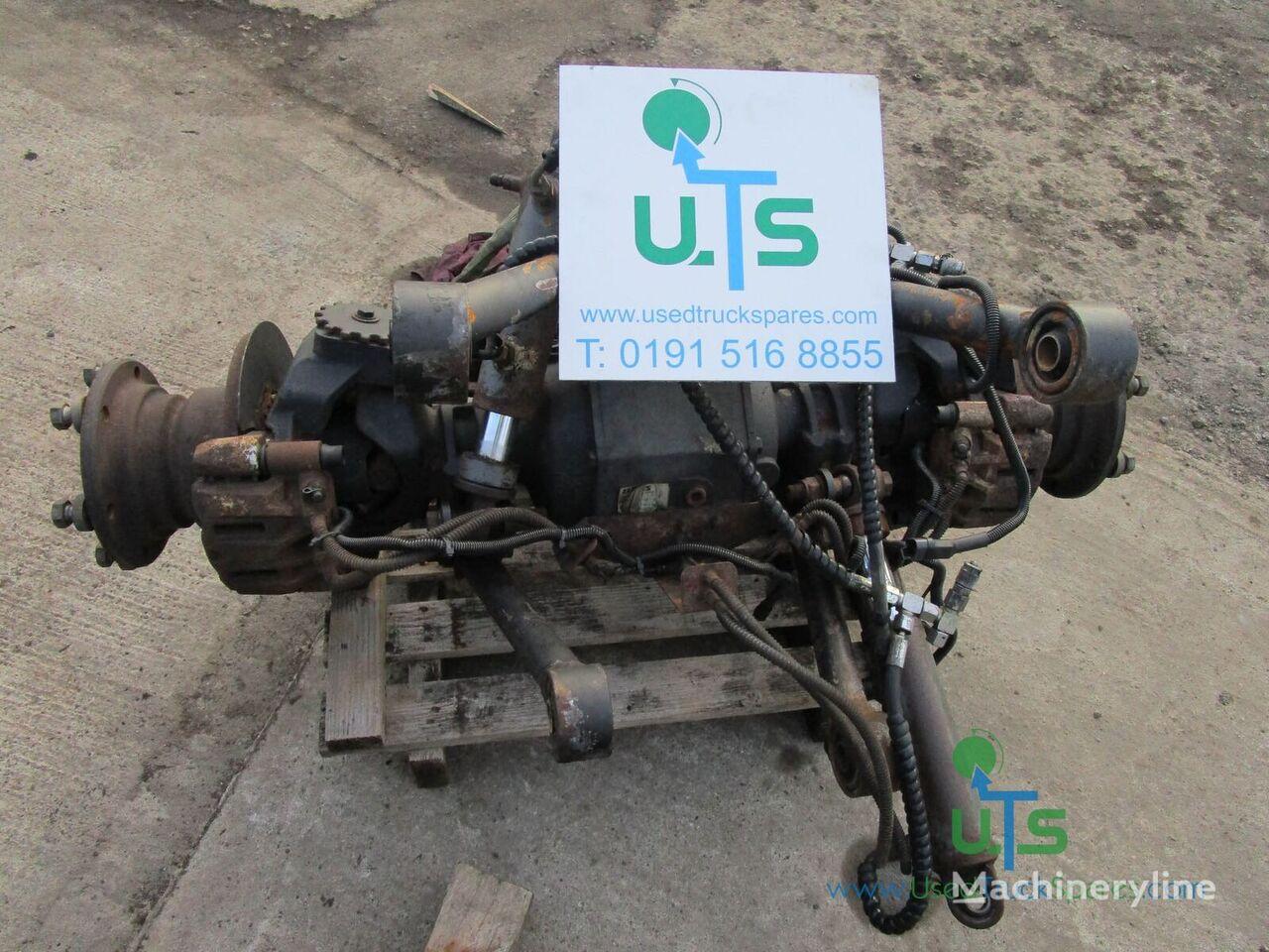 COMPLETE axle for SCHMIDT SWINGO 200  road cleaning equipment