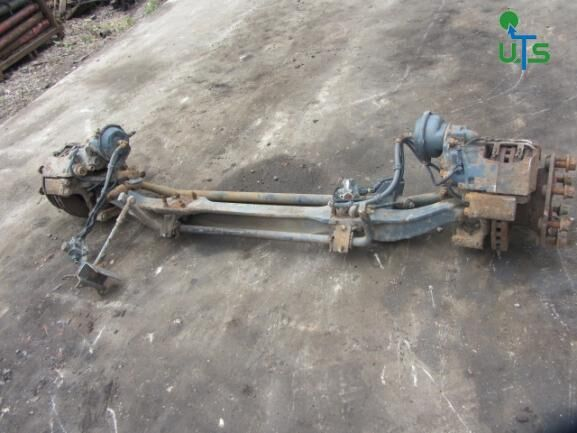 DAF 14TON GVW 8 STUD FRONT AXLE axle for DAF LF 55  truck