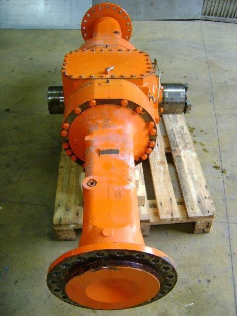 Rear axle for FIAT-HITACHI W 270  wheel loader