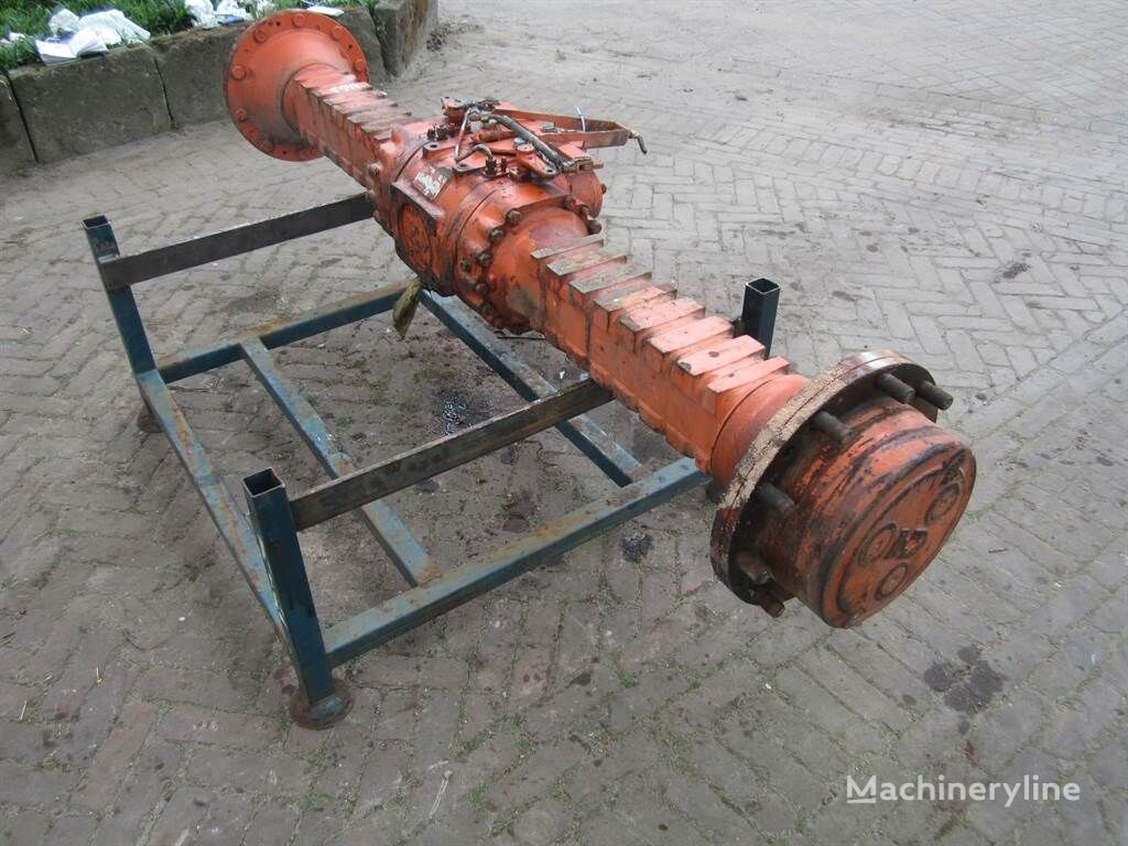 Hurth axle for other construction equipment