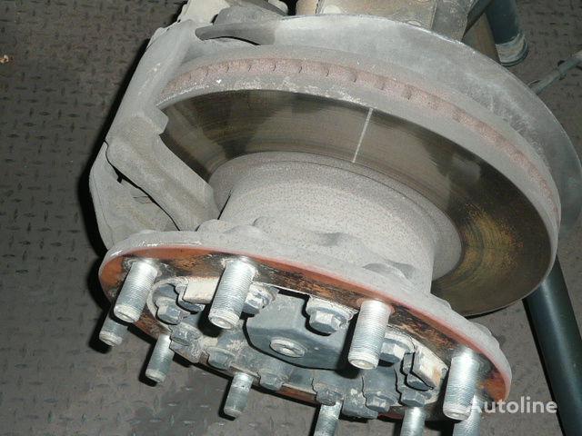 Achser Trakker 14F06 Knorr bremse 41285003-004 axle for IVECO Trakker 8t 2007 truck