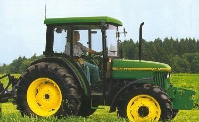axle for JOHN DEERE 5500 tractor