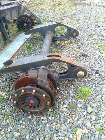 SAF BI9-19W .SBW1937-11S axle for KOGEL,SCHWARZMULLER,KRONE,SCHMIT truck
