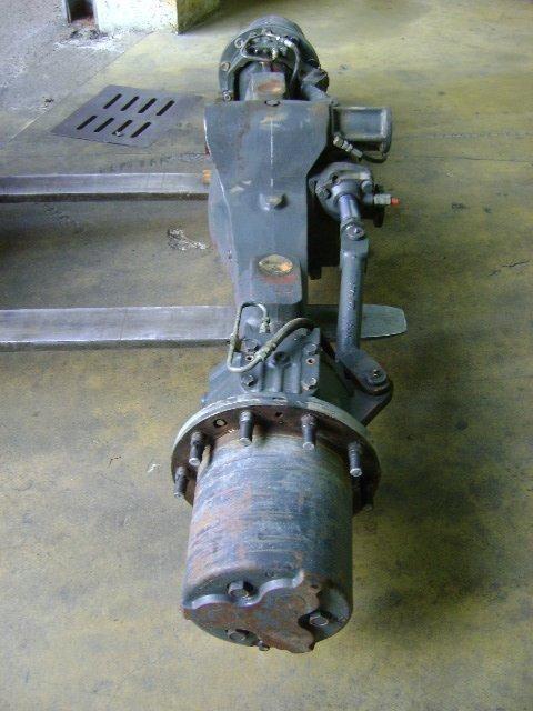 KOMATSU axle for KOMATSU Pw 130 excavator
