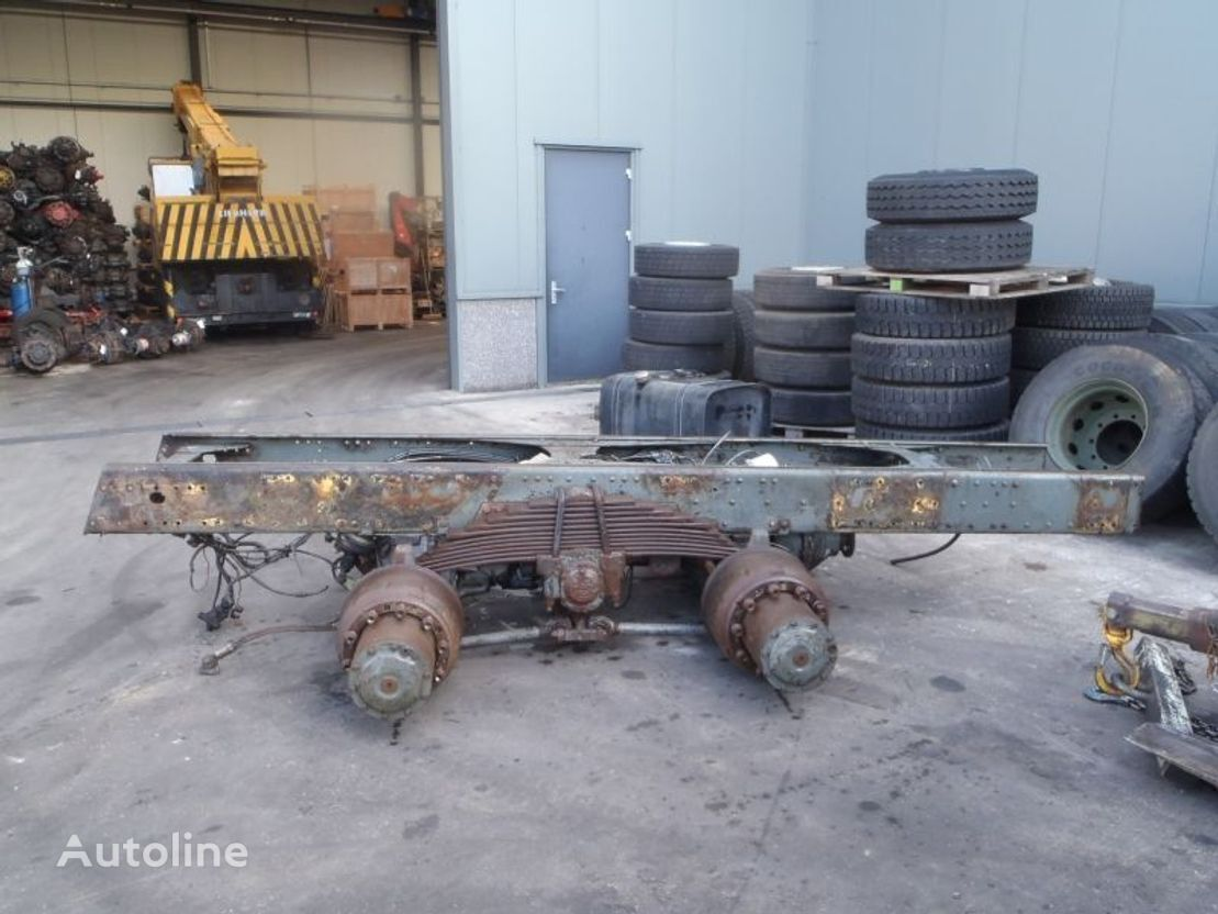 MAN BOOGIE 13 TON axle for MAN truck