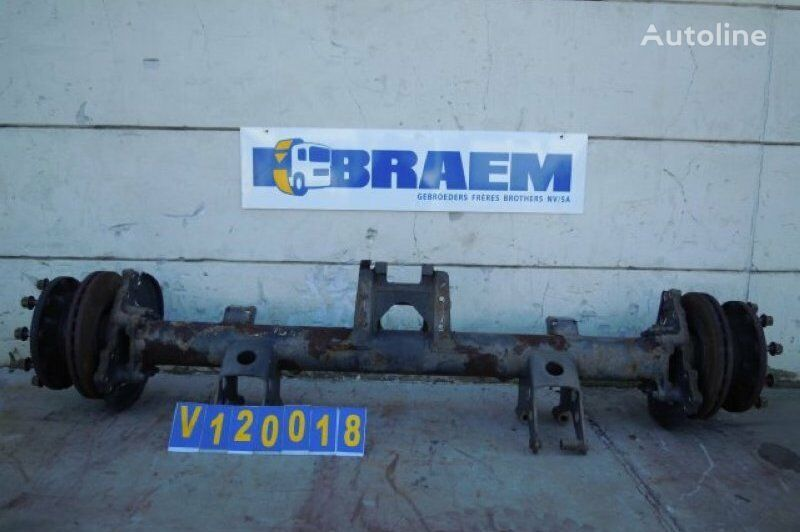 MAN NO-08-06 axle for truck