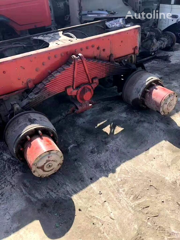 MAN Sinotruck Howo axle for MAN truck