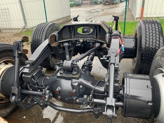 new MAN TGS TGA 33.440 81.35600.6556 axle for MAN TGS 33.440 33.480 truck