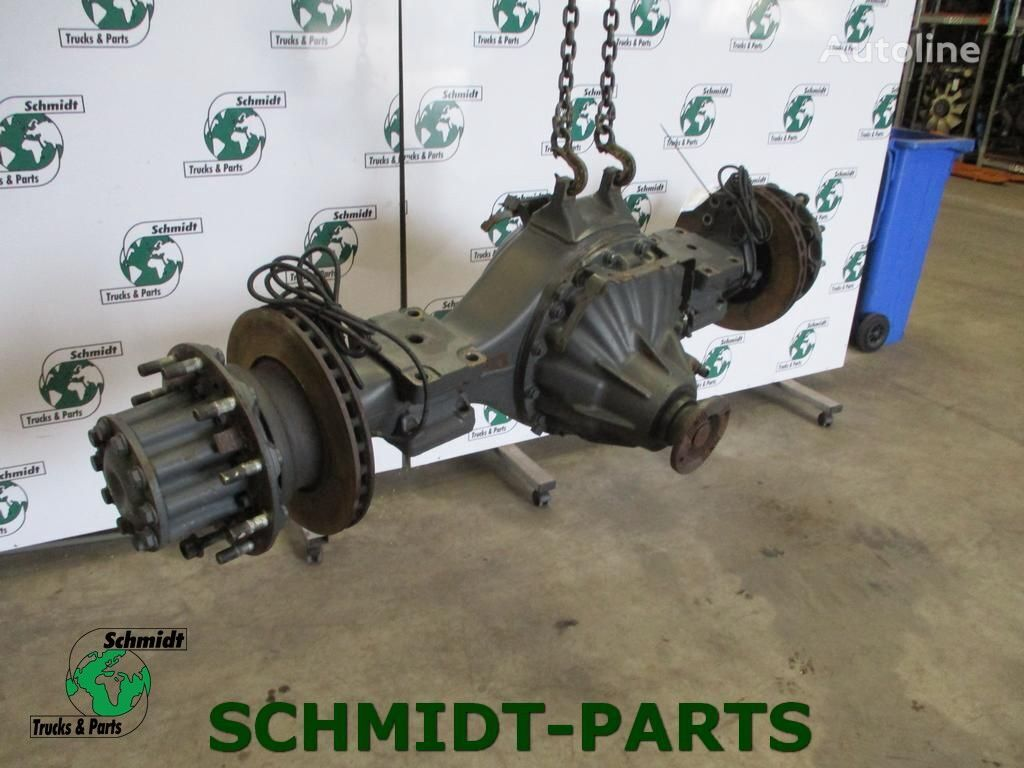 MERCEDES-BENZ HL6 / 1DCSL-13 40:13 / 3.076 (746210) axle for truck