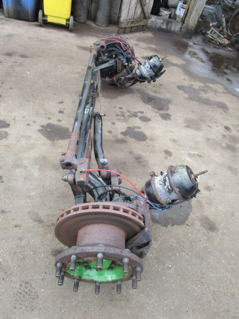 MIDLIFT STEER AXLE axle for Dennis ELITE II  garbage truck