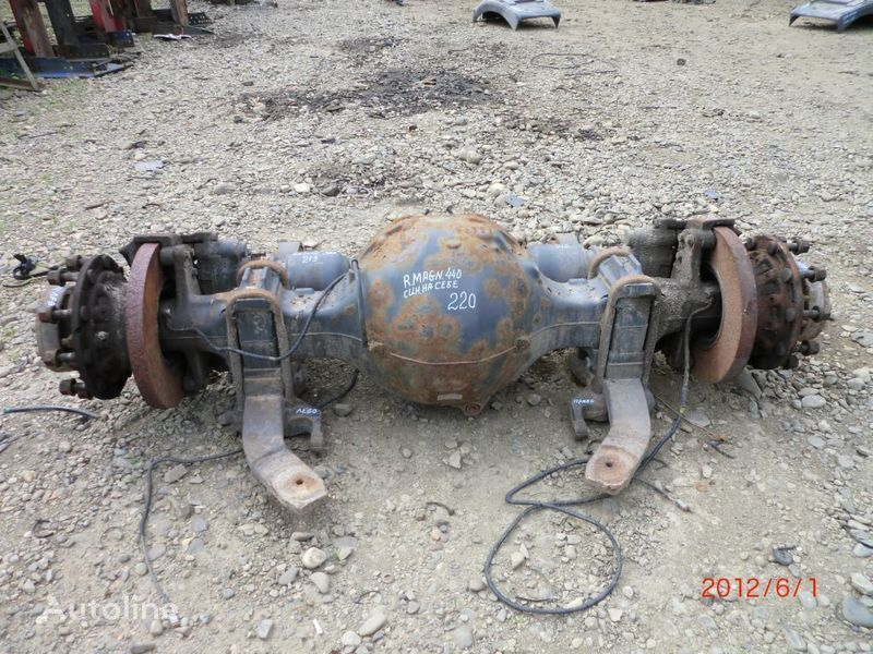 chulok axle for RENAULT Magnum tractor unit