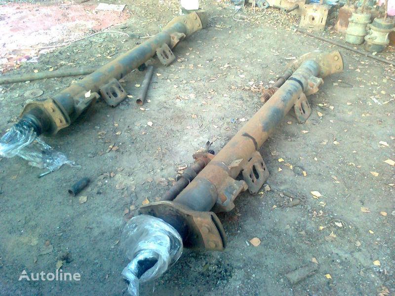 ROR dlya polupricepa,Cherkassy axle for semi-trailer
