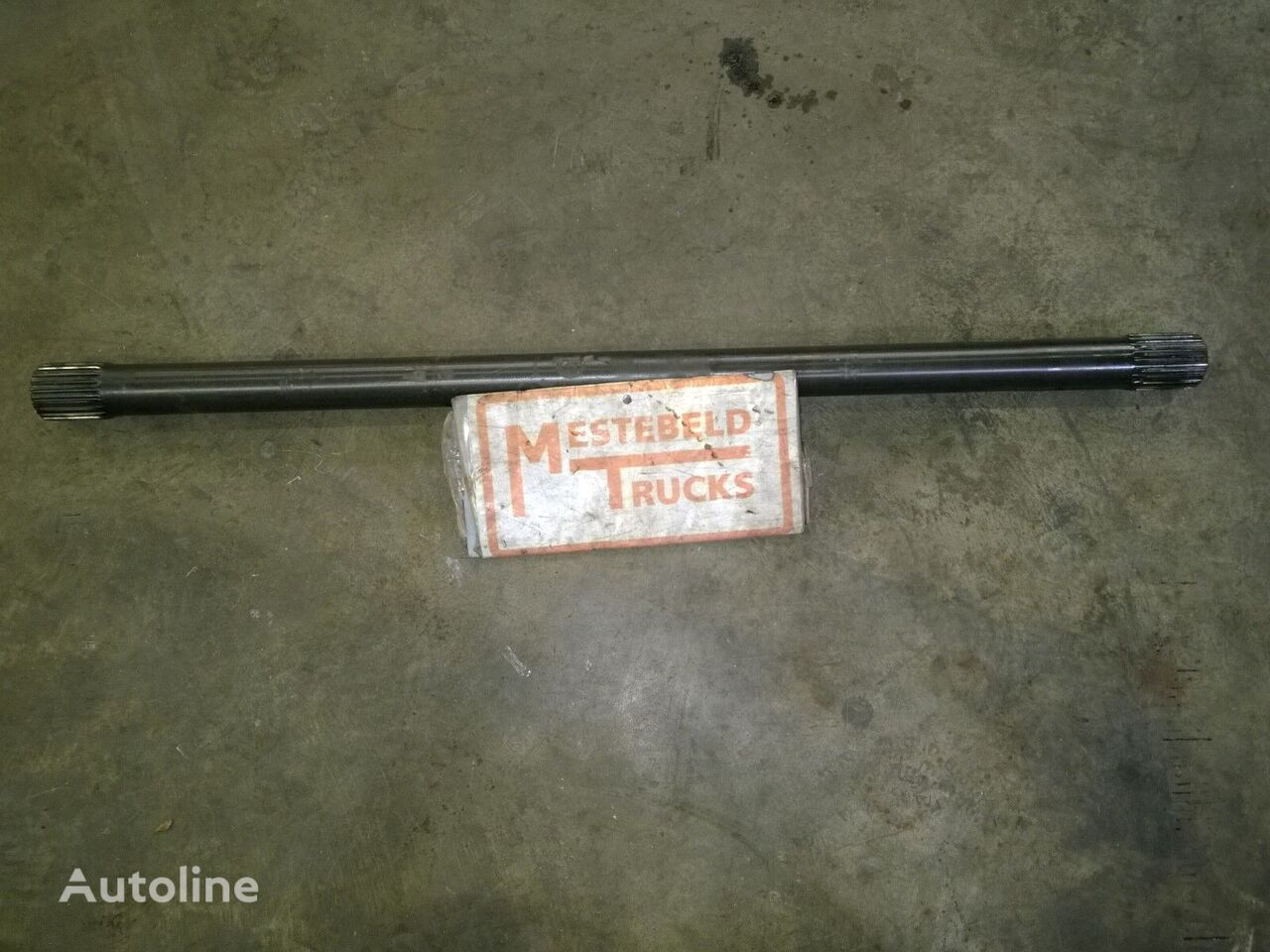 SCANIA axle for SCANIA truck