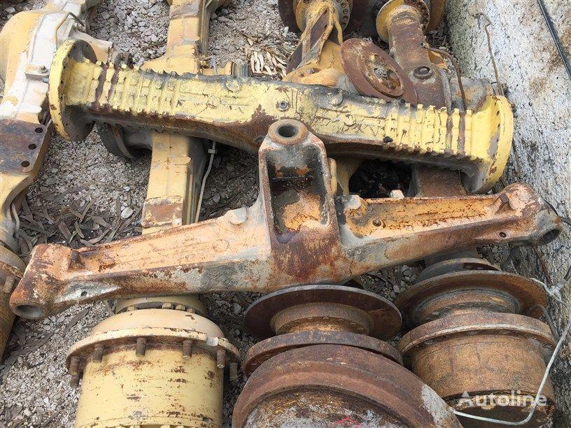 USED CASE 580K 580SK BACKHOE LOADER DIFFERENTIAL PARTS COVER SHA axle for CASE 580 K / 580 SK backhoe loader