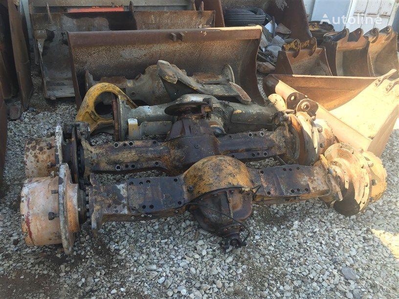USED CASE W18 W18B W20 W20B W20C LOADER DIFFERENTIAL FRONT and R axle for CASE W18 / W18 B / W20 / W20 B / W20 C wheel loader