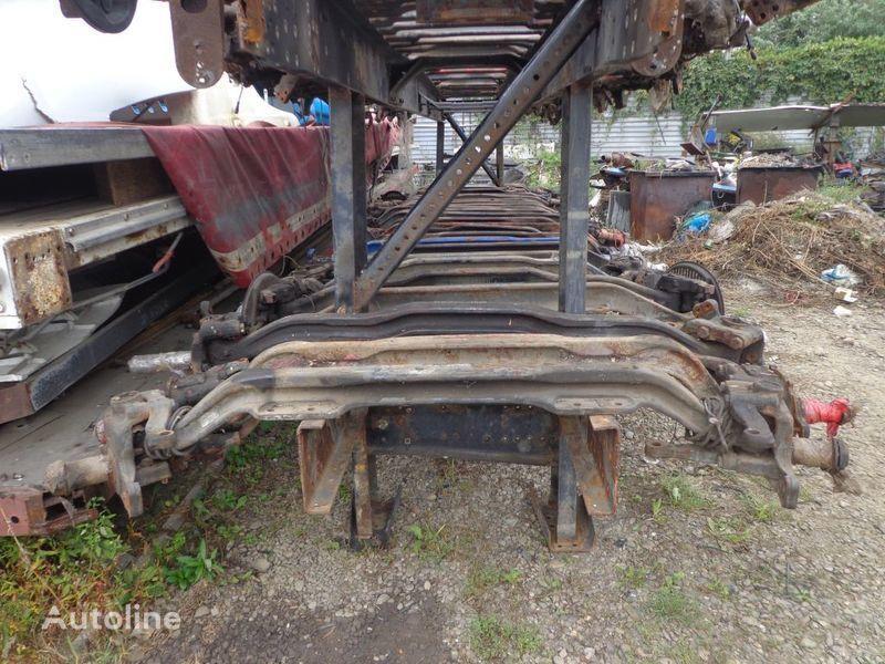 VOLVO axle for VOLVO tractor unit