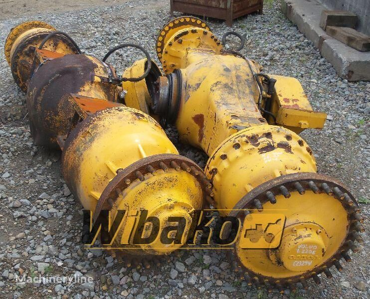 VOLVO L220F axle for VOLVO L220F wheel loader