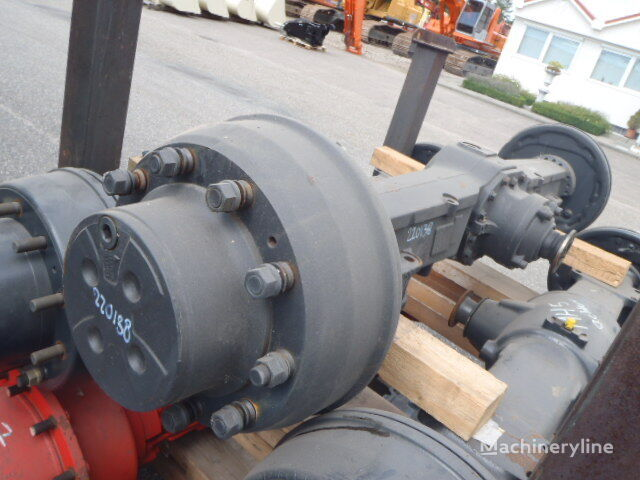 new ZF 4472419248A axle for excavator